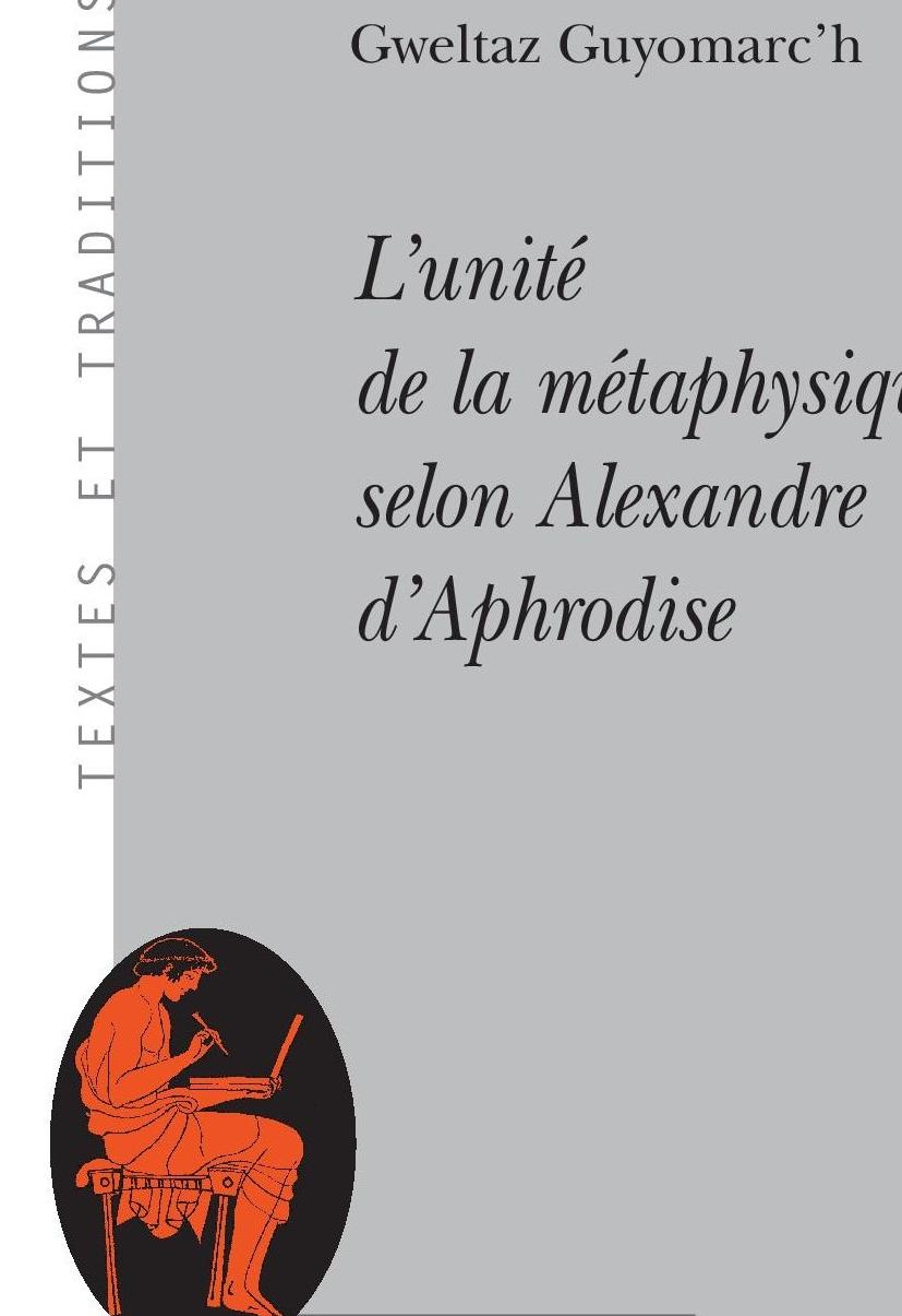Guyomarch Unite Metaphysique Aphrodise_Couv. N.27_Epr.02